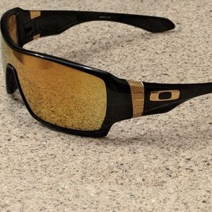 Oakley Offshoot 24K Gold Sunglasses